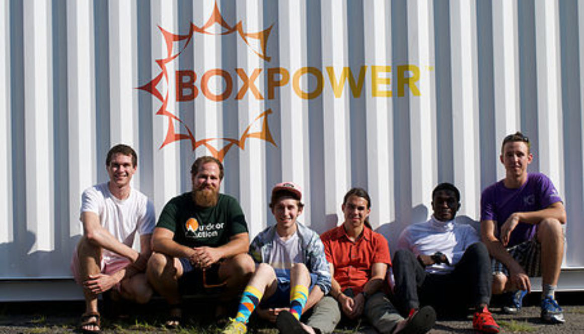 BoxPower: New Website