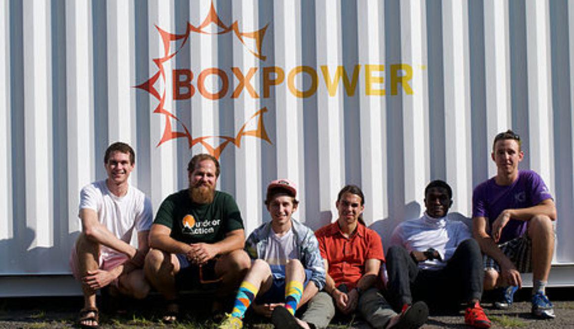 BoxPower: New Website