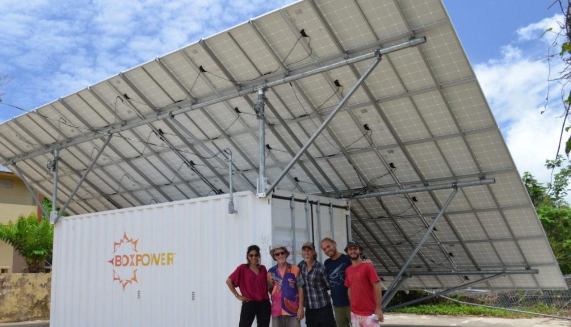 BoxPower: Puerto Rico Deployment