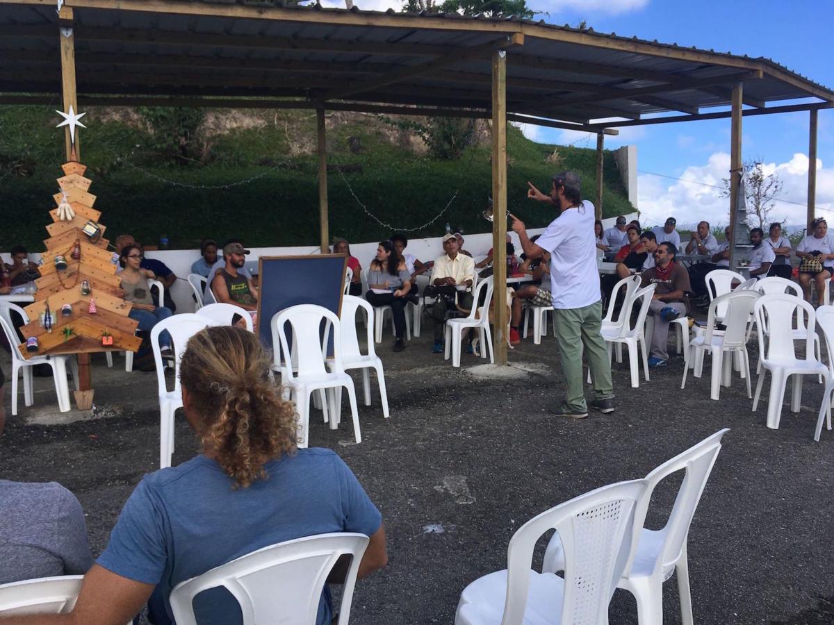 La Loma Community Meeting