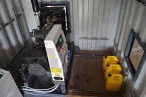 Solar + Generator