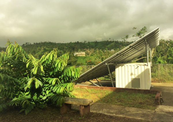 California Microgrid Company BoxPower Inc. delivers two rapidly deployable microgrid systems to earthquake stricken region of Puerto Rico