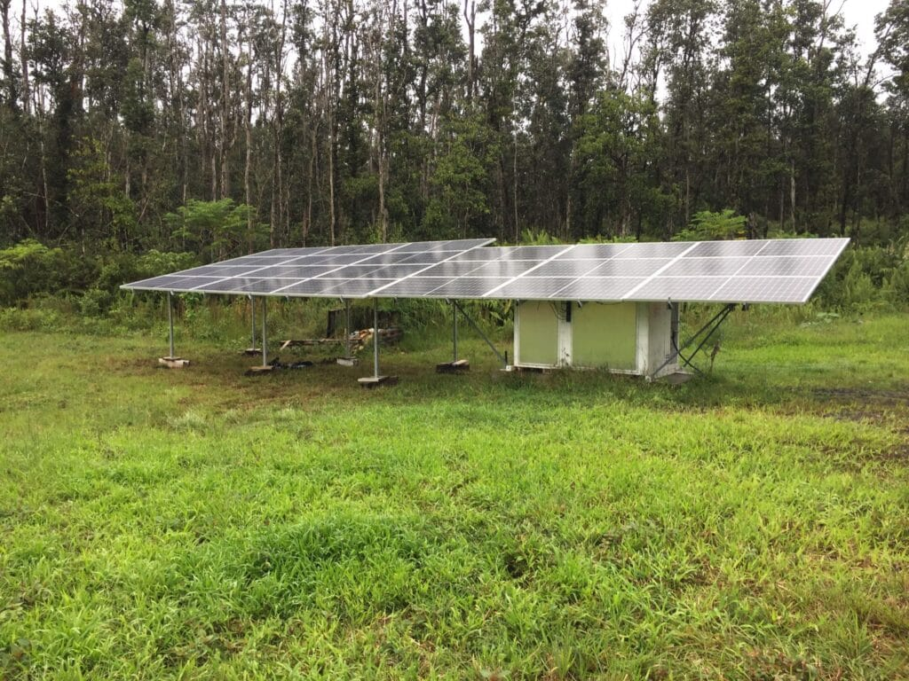 BoxPower Residential Microgrid Increases Rural Hawaii's Sustainability