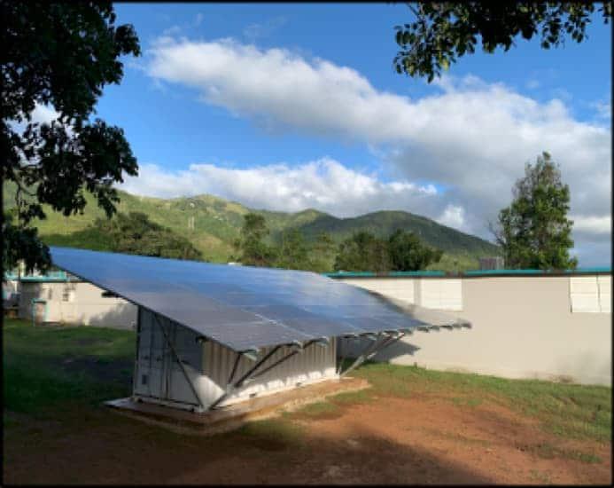 Building Resilience Through Solar Power