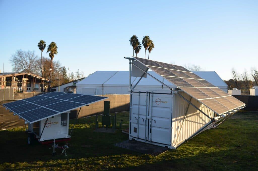 How BoxPower Solar Microgrids Work