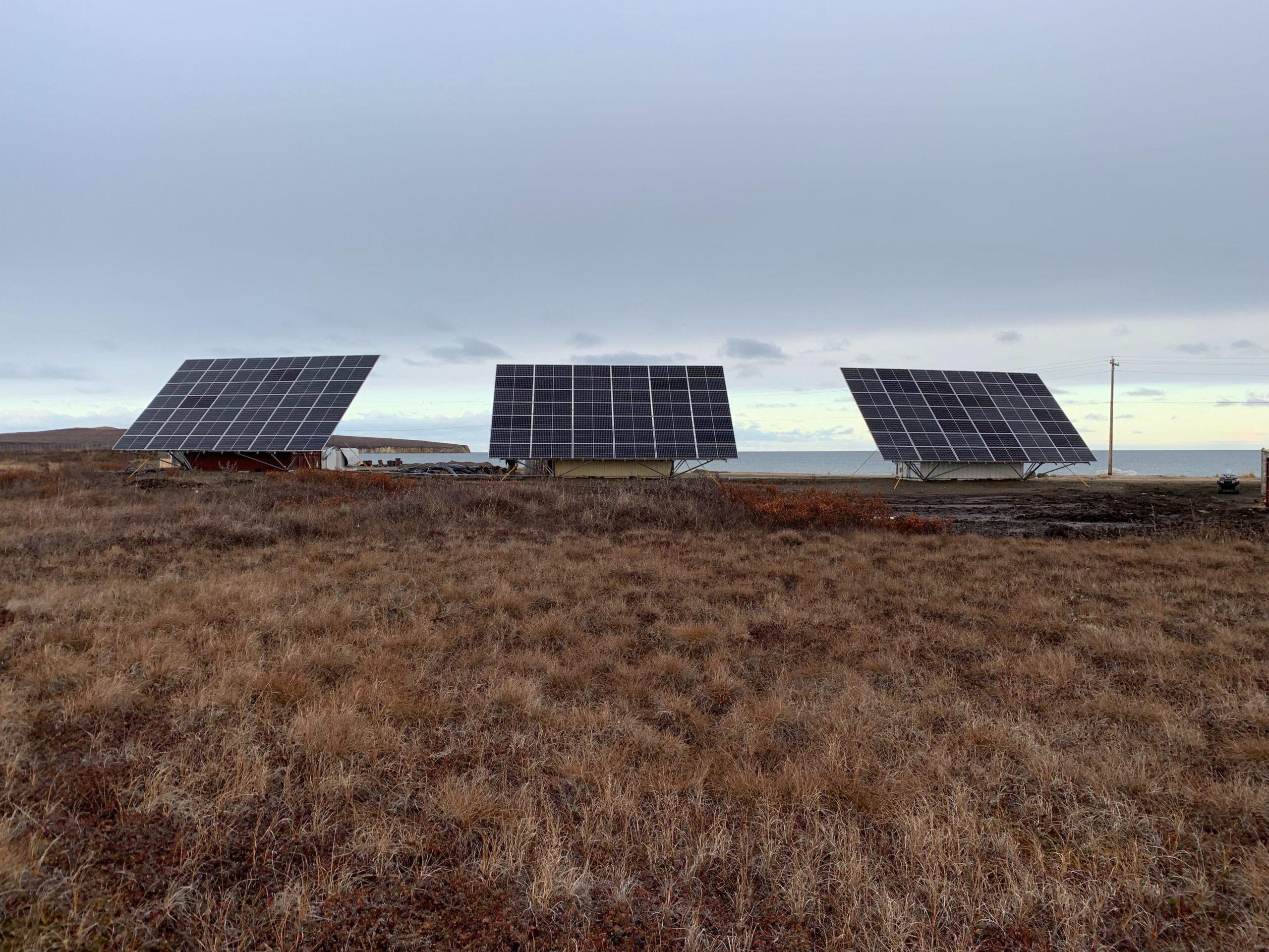 BoxPower Containerized Solar